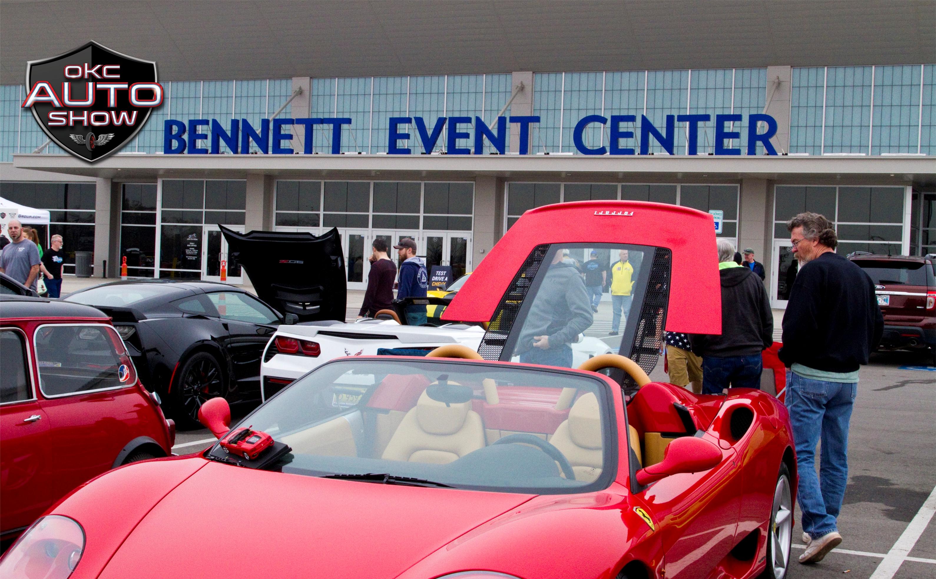 The Metropolitan Auto Dealers Association Of Oklahoma City Serving - Car show okc today