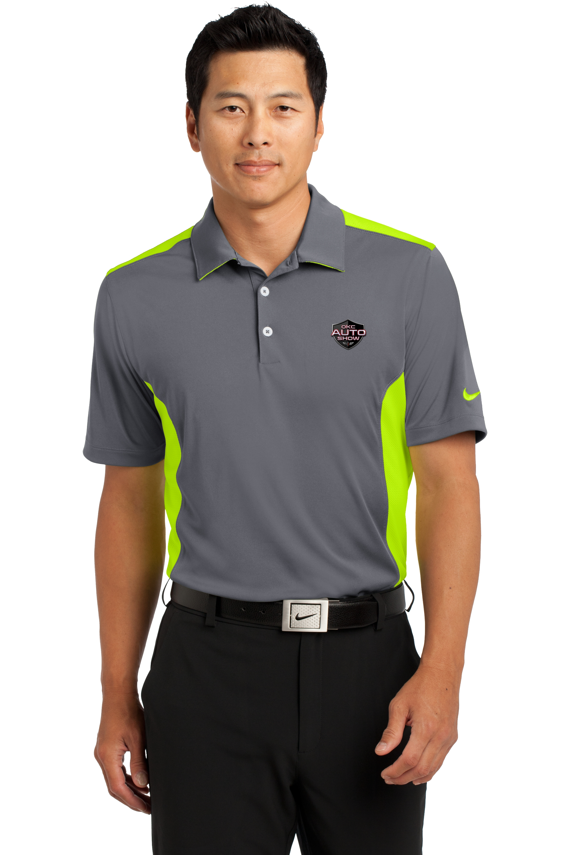 Nike Dri Fit Engineered Mesh Polo The Metropolitan Auto Dealers